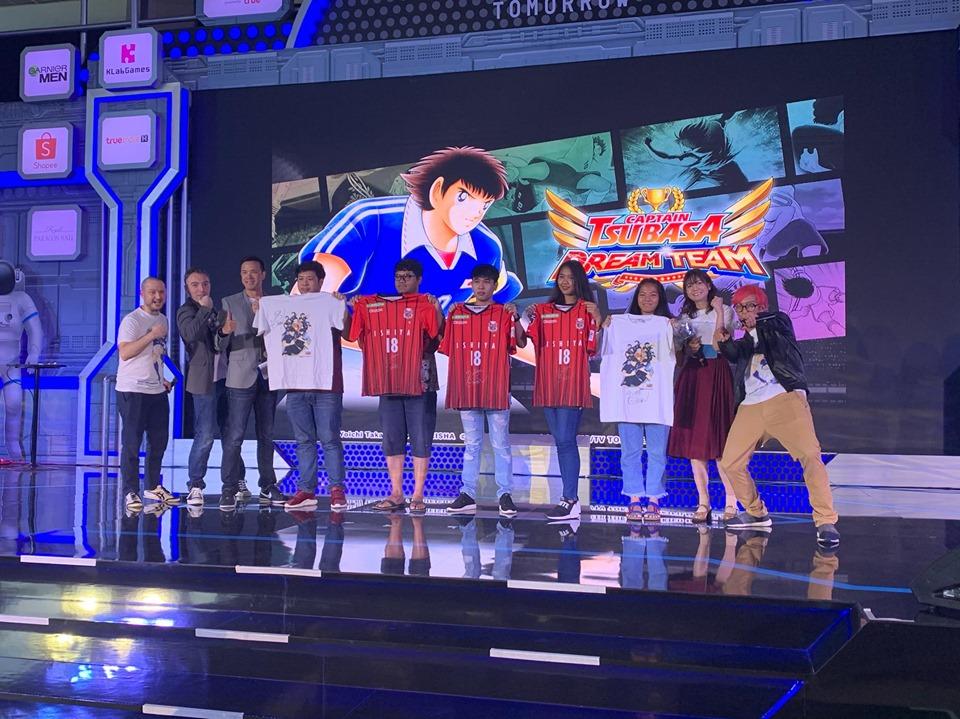 Captain Tsubasa Dream Team 28102019 1