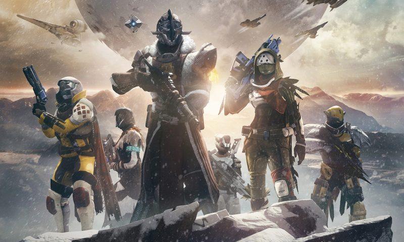 ย้ายบ้าน Destiny 2 เกมออนไลน์ Shooting Sci Fi เก็บกระเป๋าไป Steam