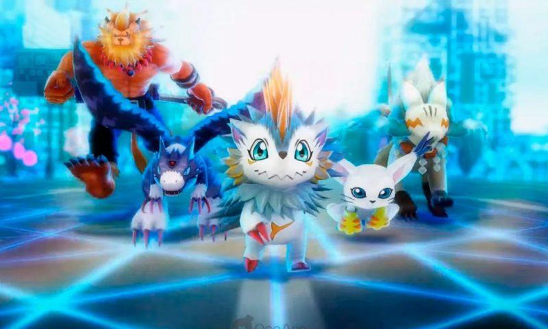 ออกอาวุธ Digimon ReArise เปิดตัว Soft Launch เวอร์ชั่นอังกฤษแล้ววันนี้