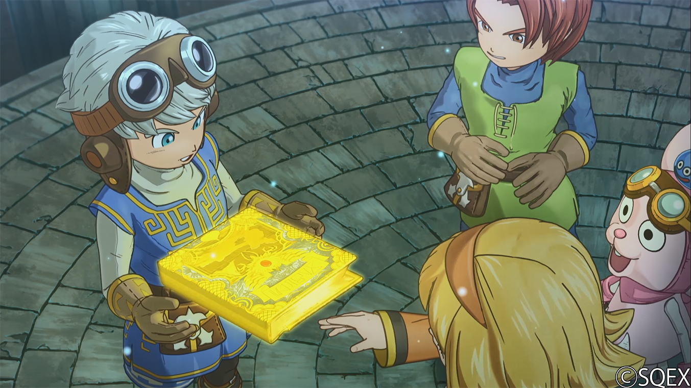 Dragon Quest of the Stars 9102019 3