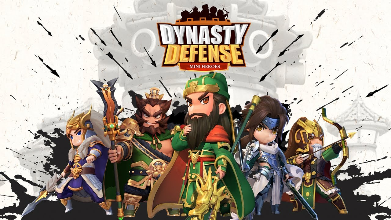 Dynasty Defense Mini Heroes 17102019 1