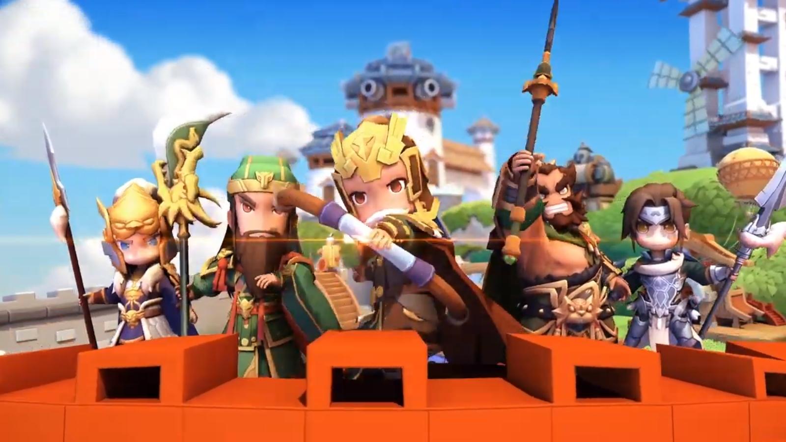 Dynasty Defense Mini Heroes 17102019 2