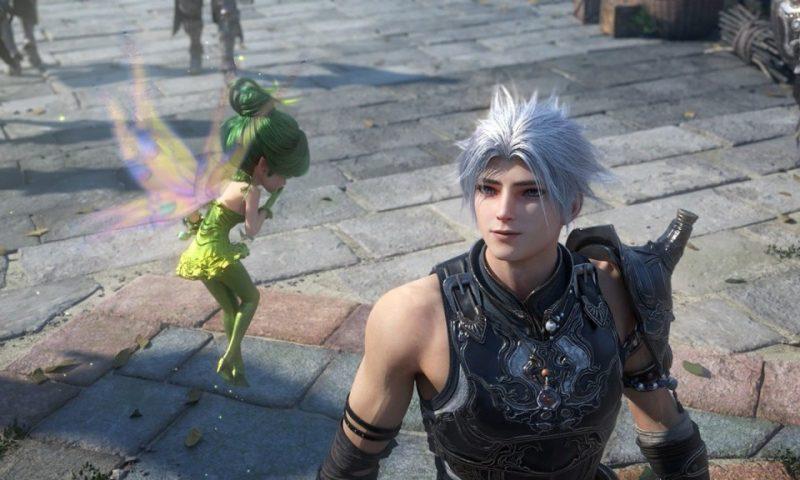 เด็ดมาก Eternal เกมมือถือ MMORPG งามตาปล่อยตัวอย่างสุดมันส์
