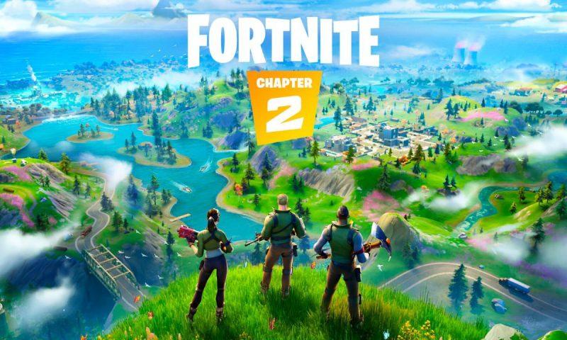 ประกาศเปิดตัว Fortnite: Chapter 2 อัพเดทฟีเจอร์ของใหม่เพียบ