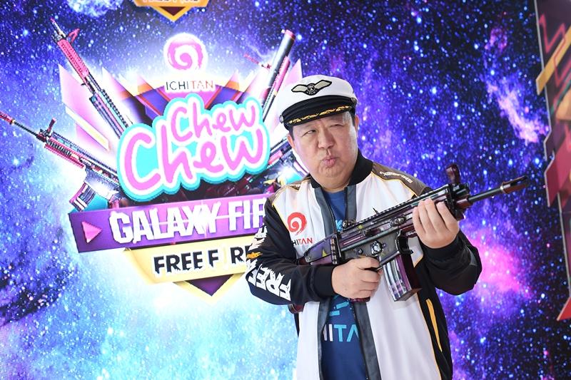 Ichitan Chew Chew x Garena Free Fire 9