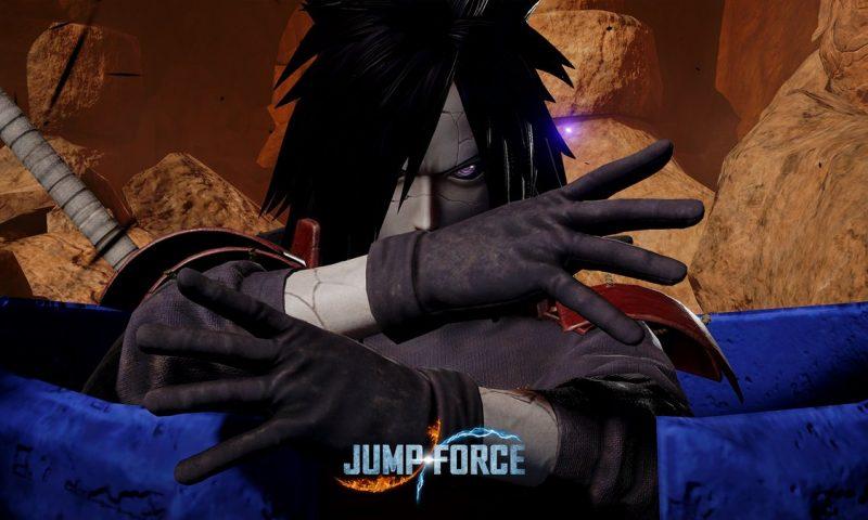 Jump Force เตรียมเพิ่มตัวละคร DLC Madara Uchiha ช่วงปลายปีนี้