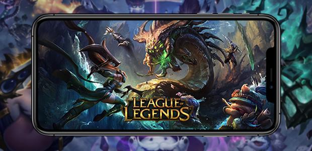 League of Legends Mobile 15102019 1