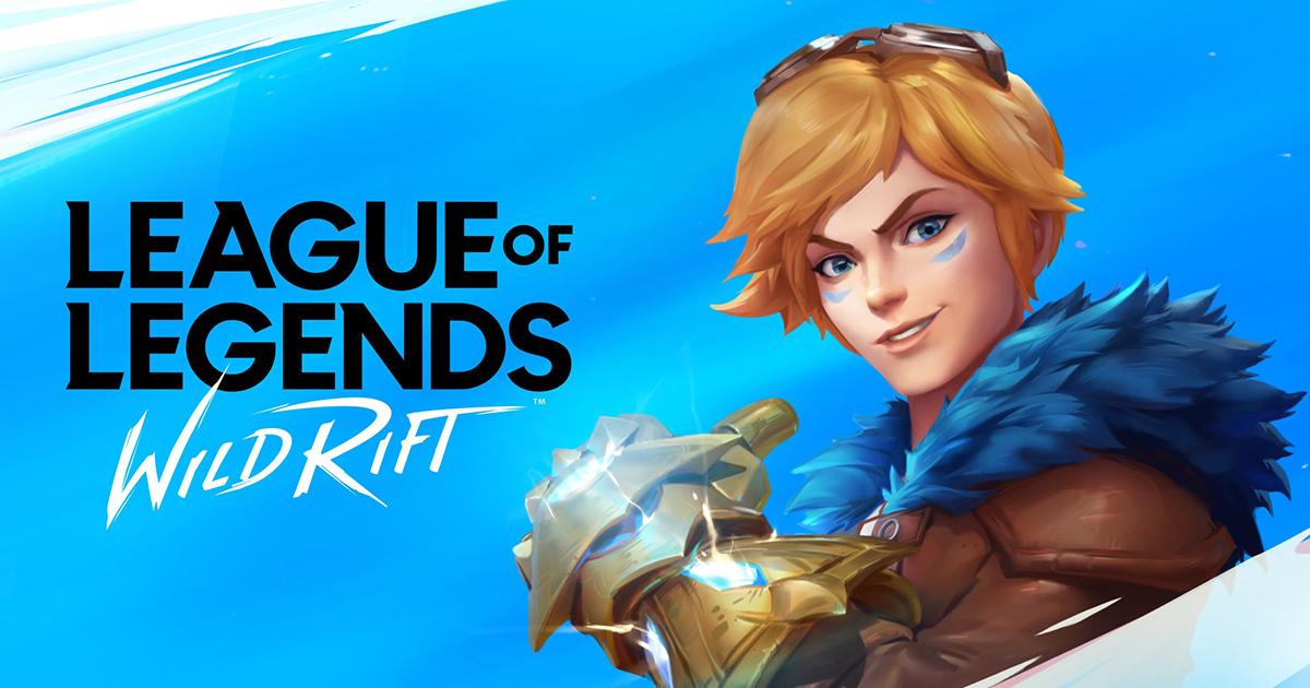 League of Legends Wild Rift 28102019
