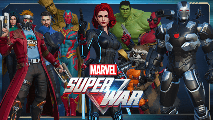 MARVEL Super War แนว MOBA ของเหล่าซูปเปอร์ฮีโร่เตรียมลุยงาน TGS