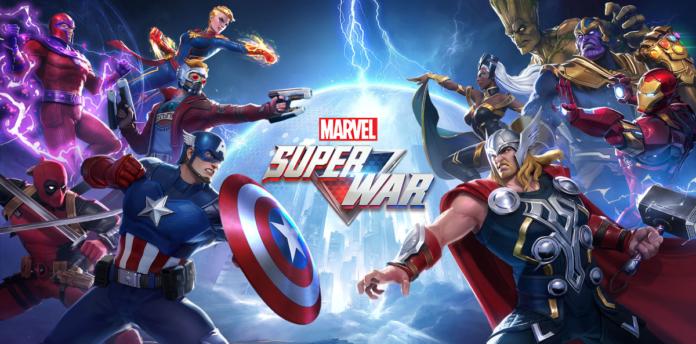 อดใจรอไม่ไหวแล้ว MARVEL Super War เกมมือถือ MOBA รวมเหล่าฮีโร่