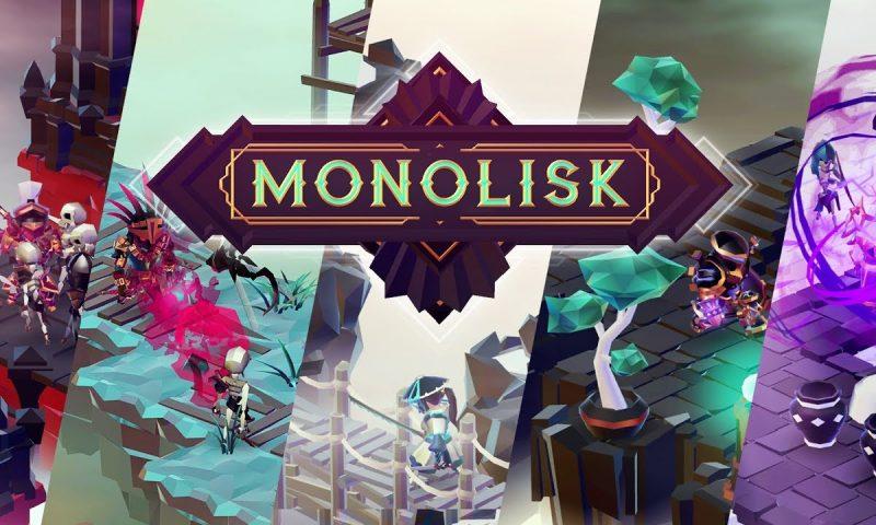 MONOLISK เกมมือถืออินดี้แนวตะลุยดัน RPG เปิดให้ลงทะเบียนจ้า