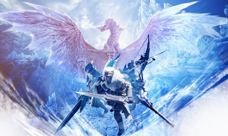 เตรียมระเบิดรังมังกรน้ำแข็ง Monster Hunter World Iceborne สำหรับ PC