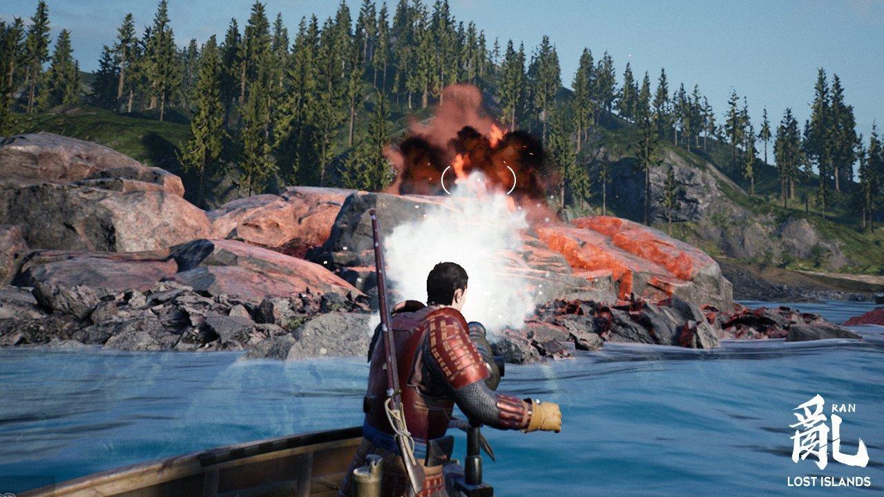 RAN Lost Islands screenshot 4