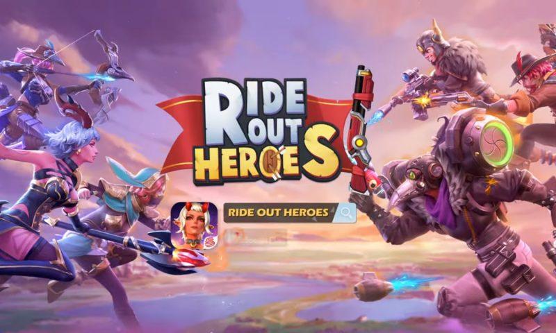 ลุยเลย Ride Out Heroes เกม Battle Royale ตัวใหม่จากค่าย NetEase