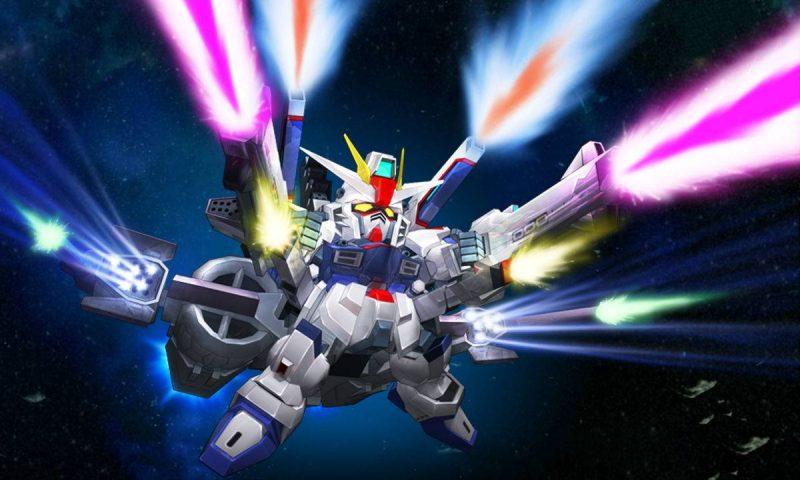 คิดถึงเกมเก่าเลย SD Gundam G Generation Cross Rays ปล่อยตัวอย่างที่ 3