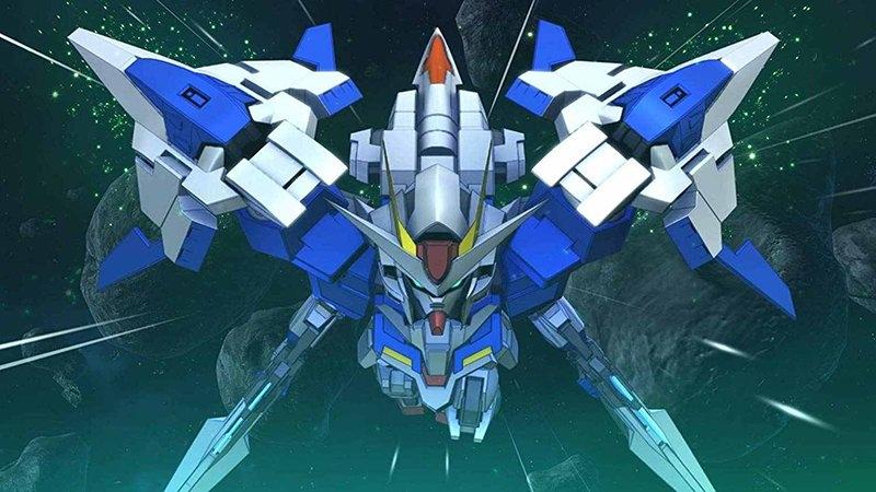 SD Gundam G Generation Cross Rays เผยตัวอย่าง Opening แล้ว