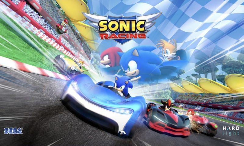 เอาด้วยคน SEGA เปิดตัว Sonic Racing บน Apple Arcade ให้ซิ่งกันแล้ววันนี้