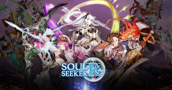 เตรียมเปิด Soul SeekerR เกมมือถือ RPG งานสไตล์การ์ตูน 3D สุดอลัง