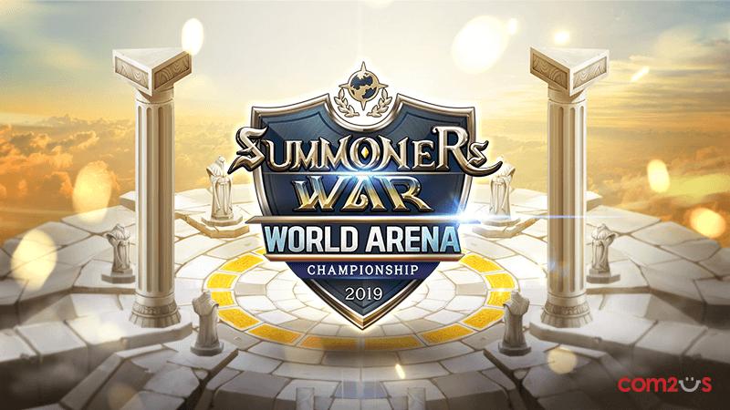 Summoners War World Arena Championship 2019 คนไทยติด 1 ใน 8