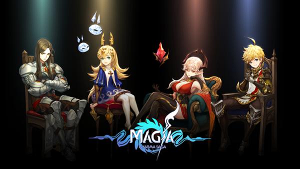 Superacid เปิดให้ดาวน์โหลด Magia: Charma Saga เกมมือถือ Action RPG