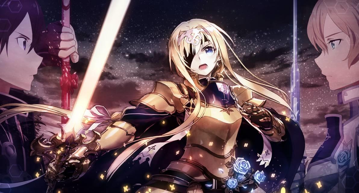 Sword Art Online 21102019