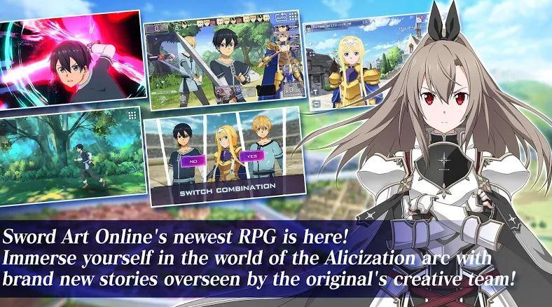 Sword Art Online Alicization 2102019 2