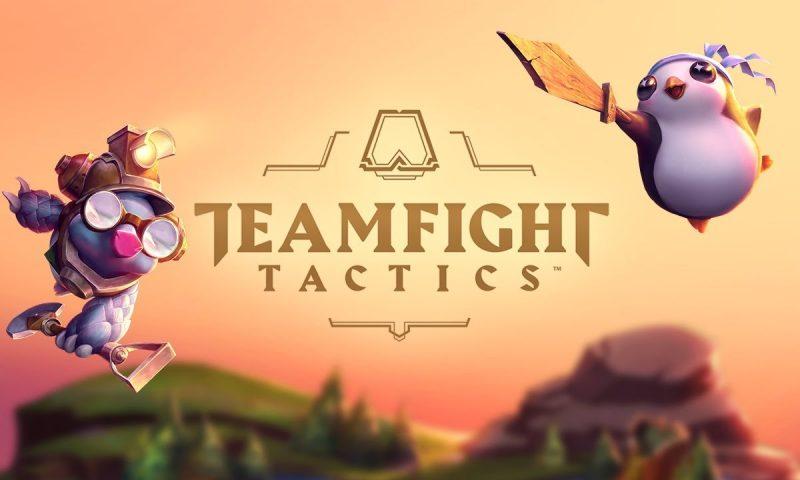เอาลงมือถือด้วย Teamfight Tactics เกมแนว Auto Battle จากซีรีส์ LOL