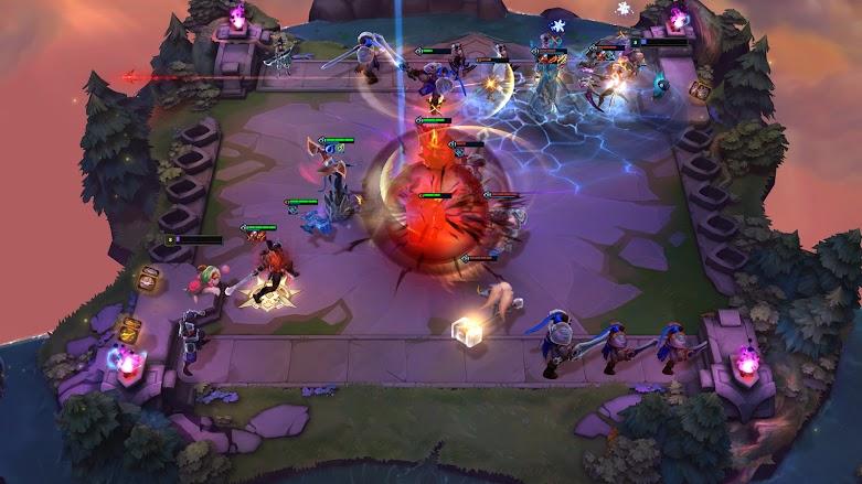 Teamfight Tactics 16102019 2