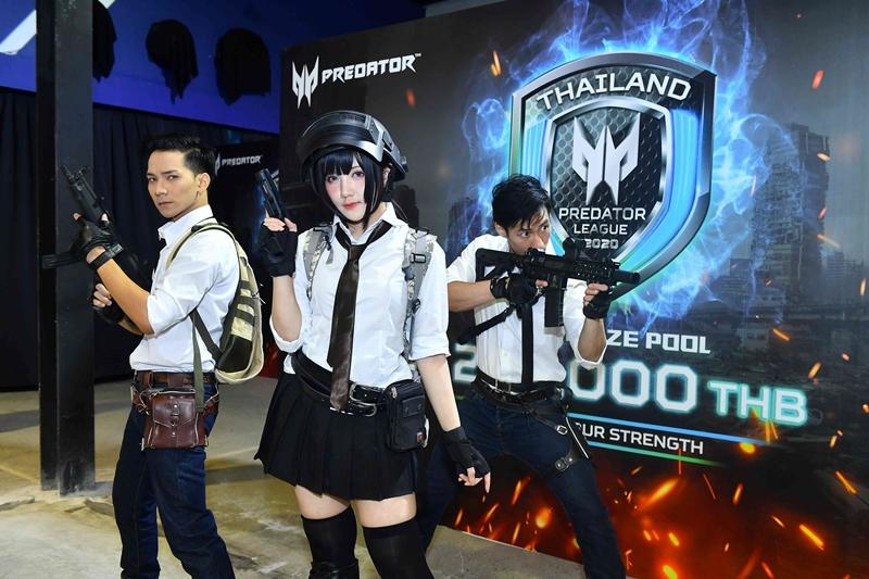 Thailand Predator League 2020 8102019 2