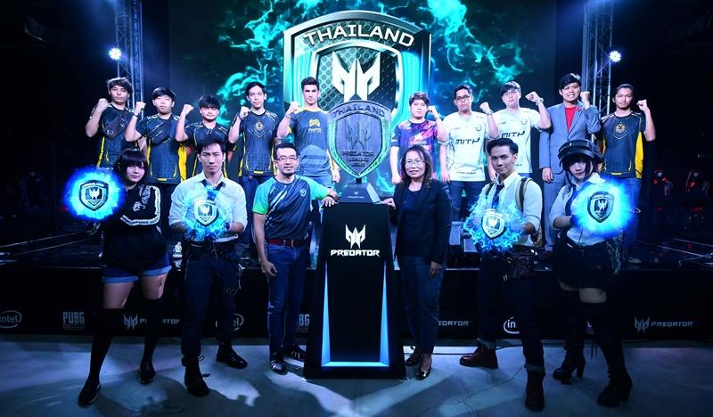 Thailand Predator League 2020 8102019 5