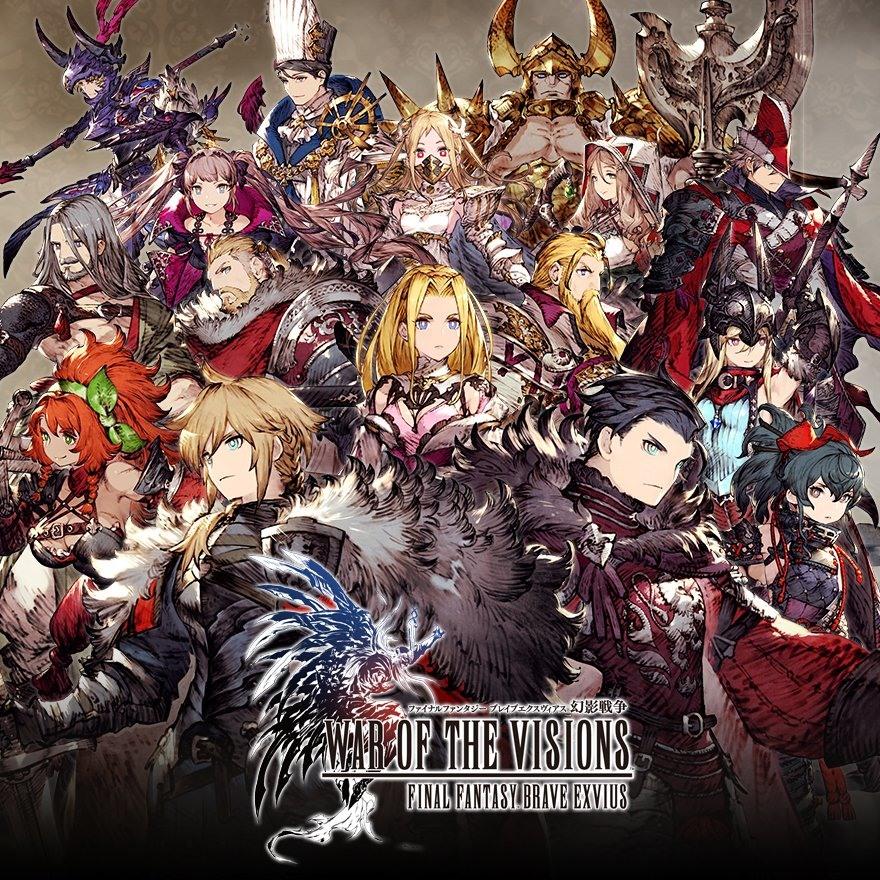 War of the Visions Final Fantasy Brave Exvius 8102019 2