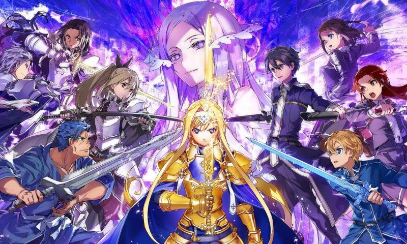 เจ๋งไปเลย Sword Art Online: Alicization Rising Steel เปิดตัวบนสโตร์ไทย