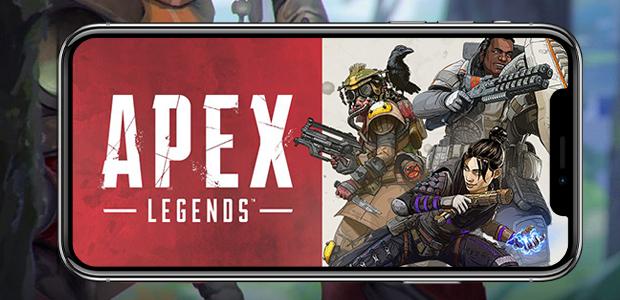 จะเล่นกันมั้ย Apex Legends Mobile เกมแนว Battle Royale ยืนยันแล้วทำแน่