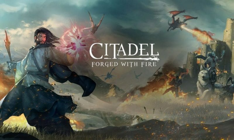Citadel: Forged With Fire แนว Sandbox RPG สงครามโลกแห่งเวทมนตร์