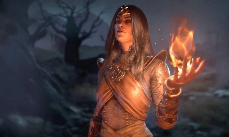 Diablo IV สุดยอดซีรีส์ขั้นเทพปล่อยวิดีโอ Gameplay ตัวอย่างใหม่