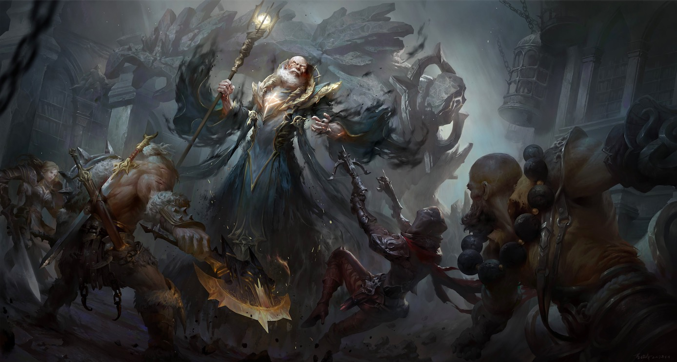Diablo Immortal 3112019 1