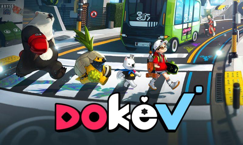 เปิดตัว DokeV เกมออนไลน์สายแบ๊วน่ารักฝุดๆ จากผู้สร้าง Black Desert