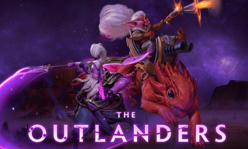 นึกว่าเกมใหม่ Dota 2 ปล่อยแพทช์ Outlanders พร้อมฮีโร่ใหม่
