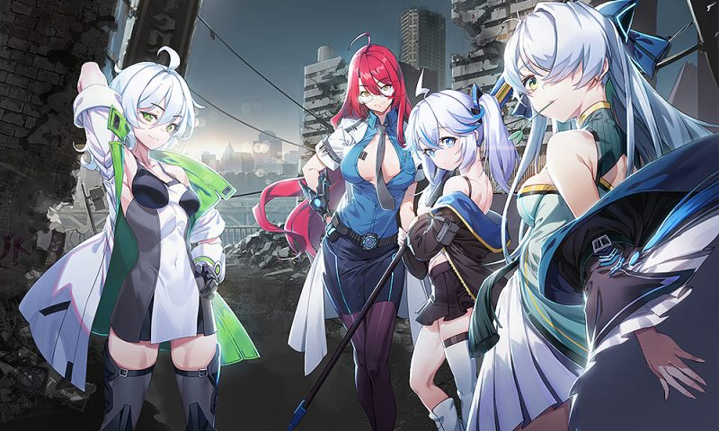 เปิดตัว Evolution Girls เกมมือถือ RPG สายอนิเมะภาพสวยงานดีฝุดๆ