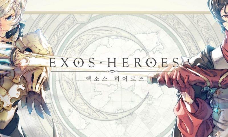 Exos Heroes เกมมือถือ RPG Turn Based สุดอลังการเปิดเวอร์ชั่นเกาหลีแล้ว