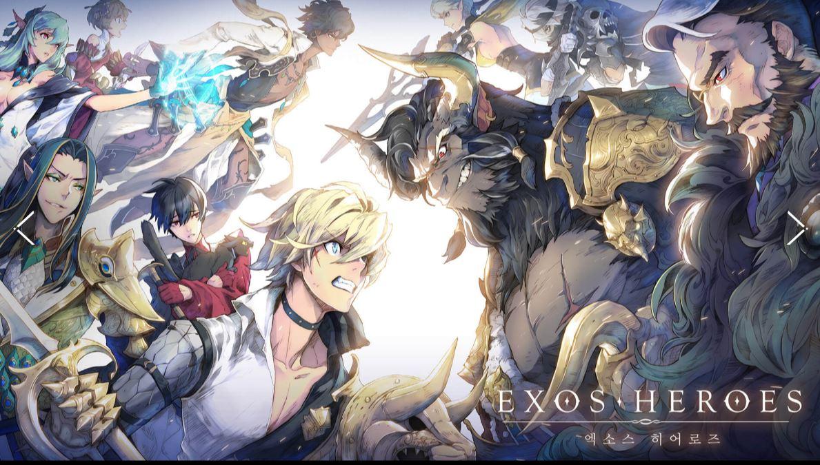 Exos Heroes 20112019 2