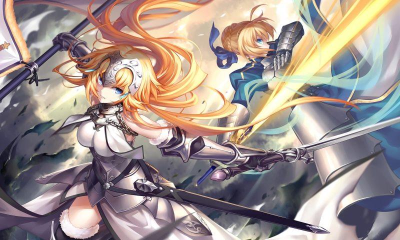 Fate/Grand Order ประกาศจัดกิจกรรมพิเศษฉลอง 8 ล้านดาวน์โหลด