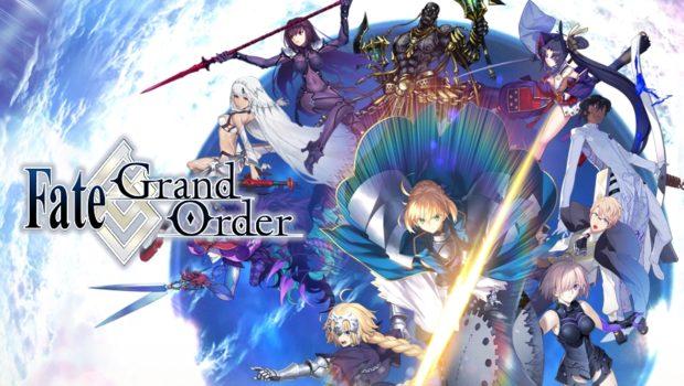 FateGrand Order 11112019 2