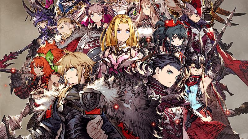 Final Fantasy Brave Exvius เกมมือถือซีรีส์ดังสุดมันส์จาก Square Enix