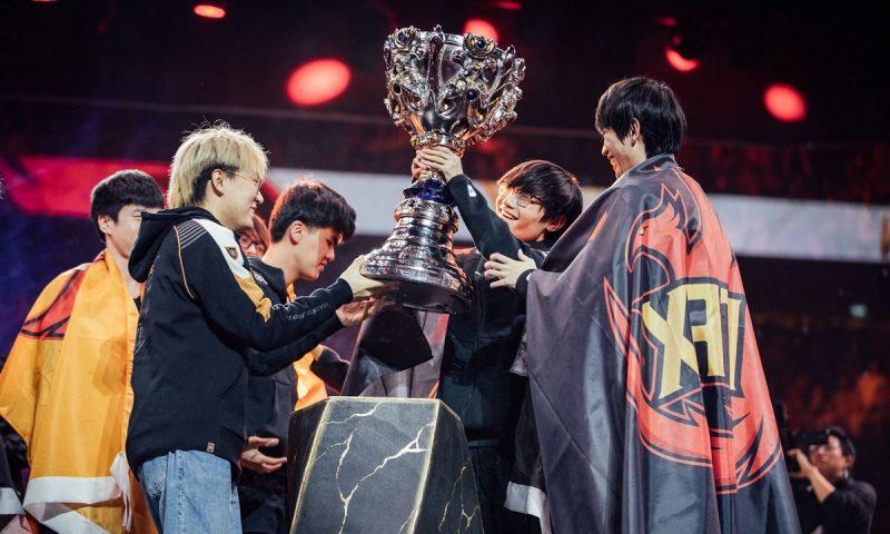 FunPlus Phoenix นกอมตะคว้าแชมป์ LOL World Championship 2019