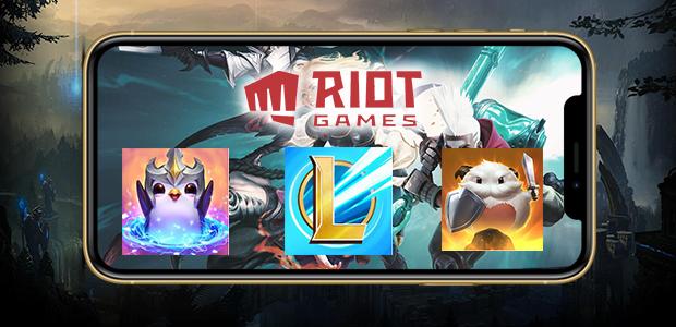 มาดูกัน League of Legends Mobile เวอร์ชั่นไหนบ้างที่มาไทยแน่นอน