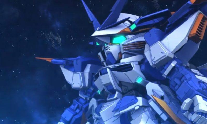 รีวิว SD Gundam G Generation Cross Rays ภาคใหม่ล่าสุดของซีรีส์ชื่อดัง