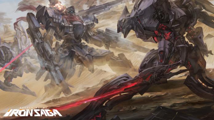 สงครามหุ่นเหล็ก Iron Saga ประกาศวันเปิดให้บริการพร้อมลงสโตร์ไทย