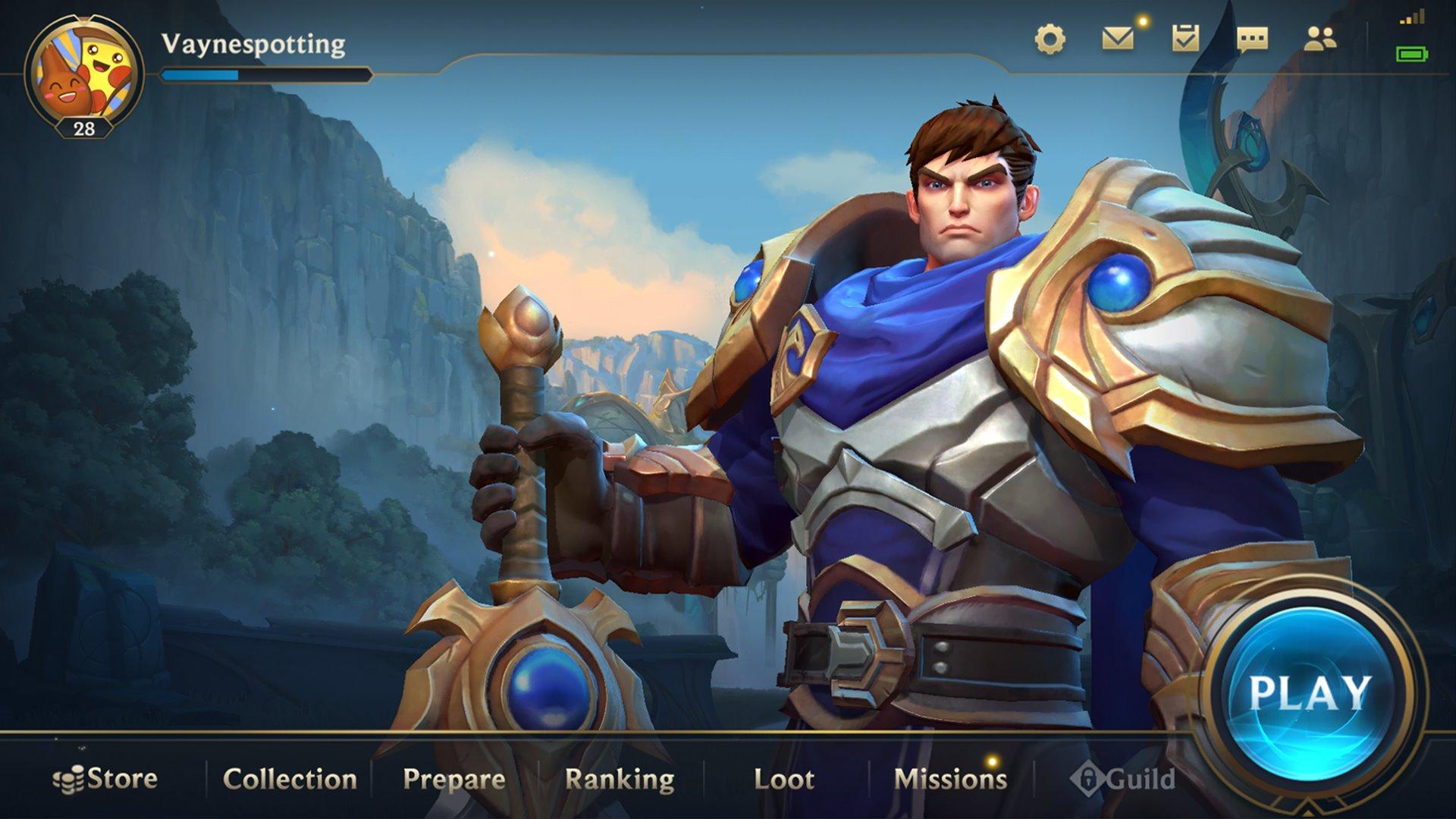 League of Legends Wild Rift 10112019 2