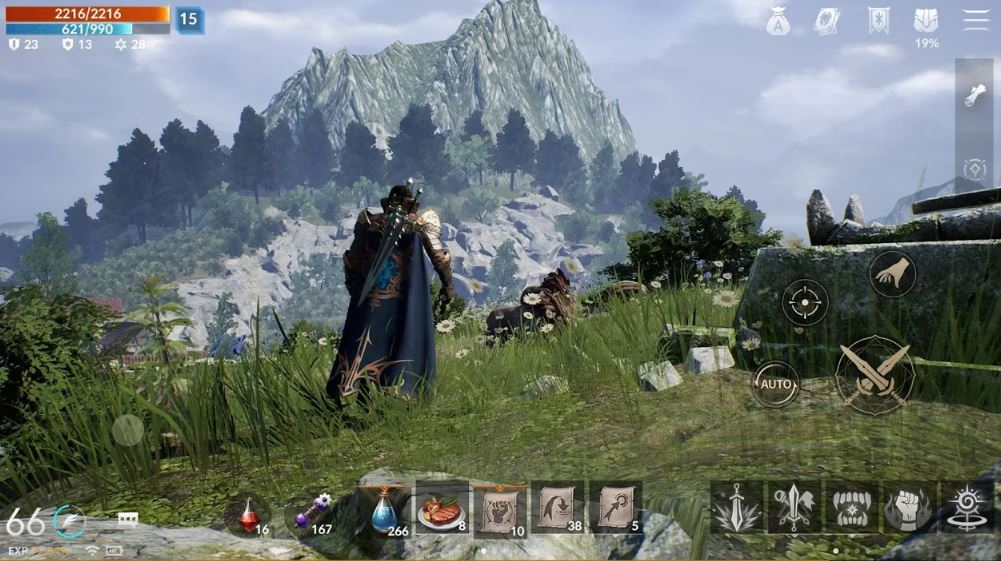Lineage 2 Mobile 6112019 2